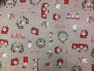 fabrics for tablecloths and curtains with a Christmas pattern,shop Pluss Audums