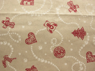 Cotton and Linen fabrics - Cotton fabric for Table Cloth